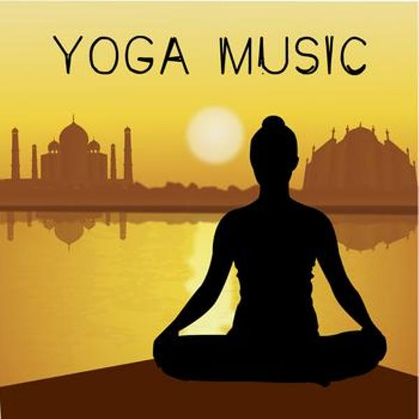 Silence is .. Music in yoga
