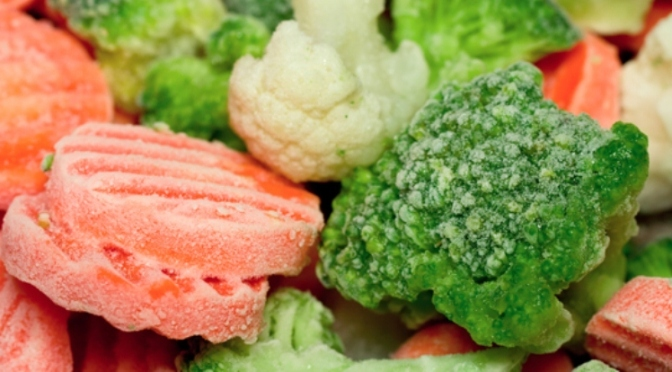 Which Is Better: Fresh, Frozen or Canned Fruits and Vegetables?