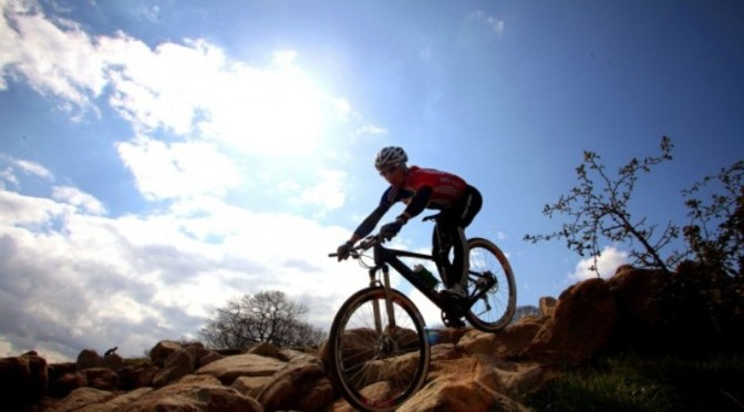Cycling is a workout for the whole body