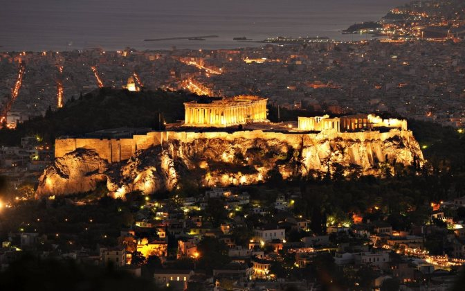 Athens Greece – facts