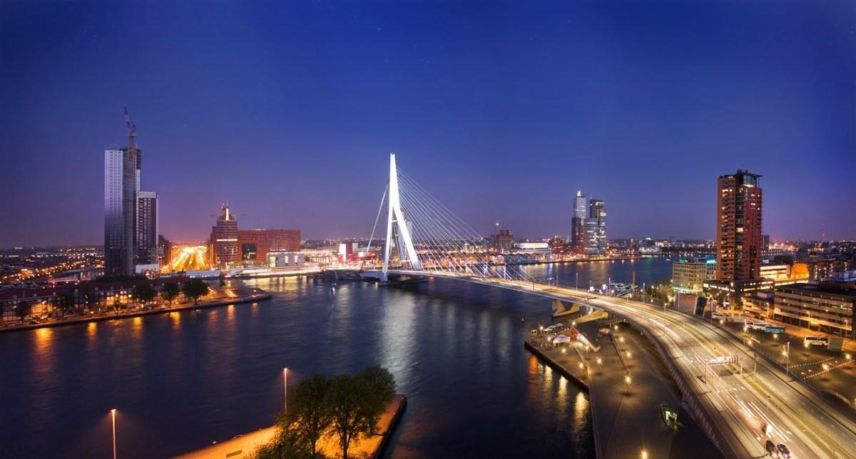 Rotterdam, Nederlands