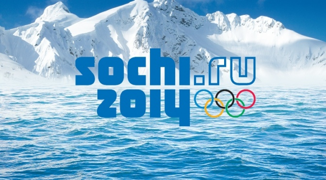 What you refer to Sochi?