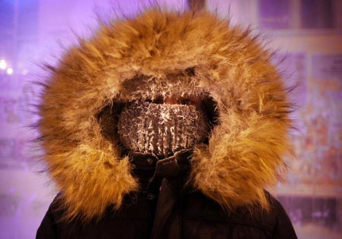 How they live in the coldest city in the world