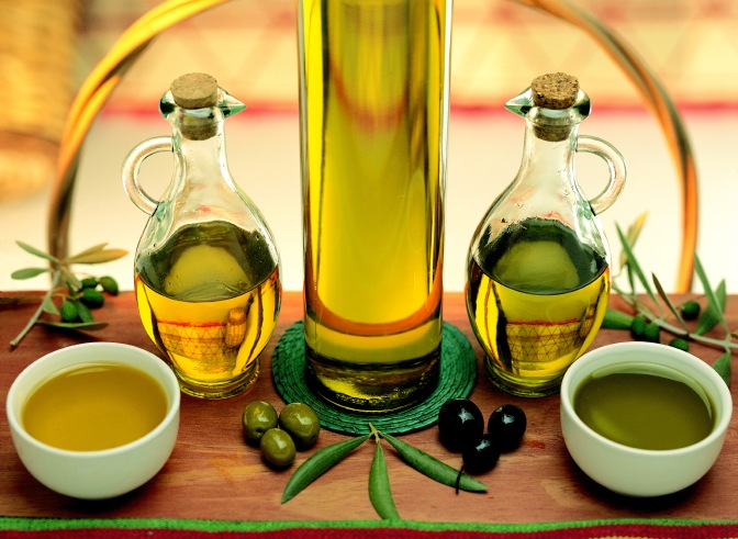 Olive oil is as good as breast milk