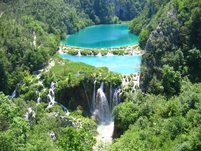 National Park Plitvice, Croatia