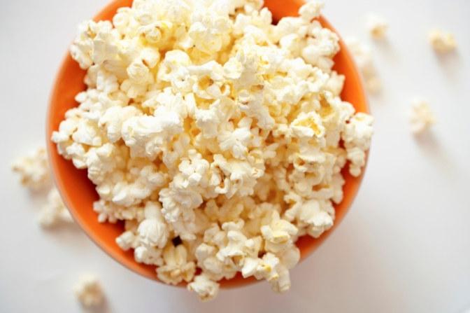 Popcorn – healthy or harmful?