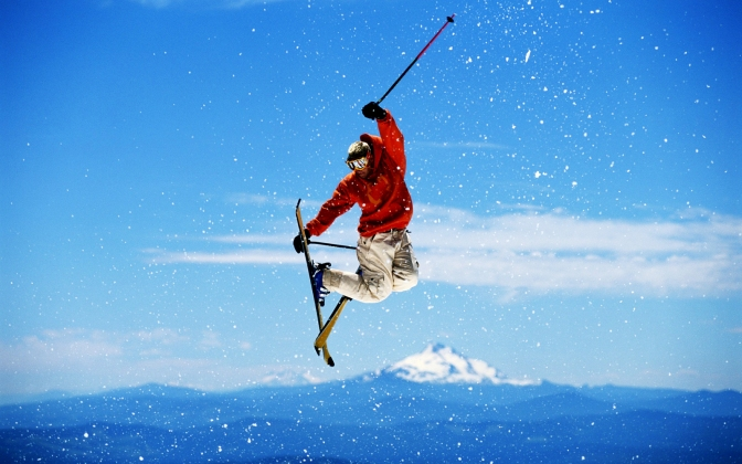 Winter sports – fun and useful fitness