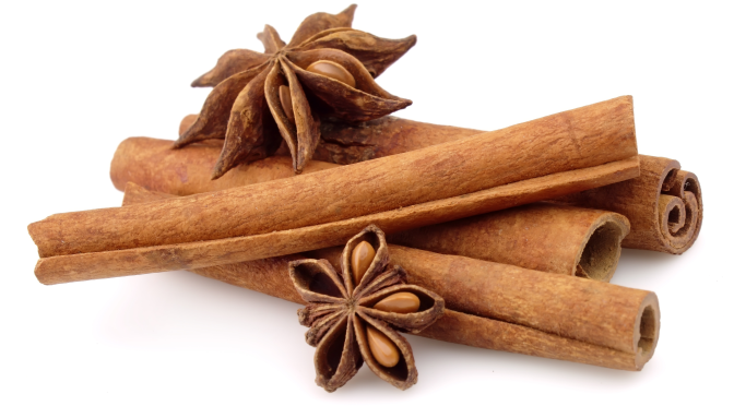 Cinnamon for better health
