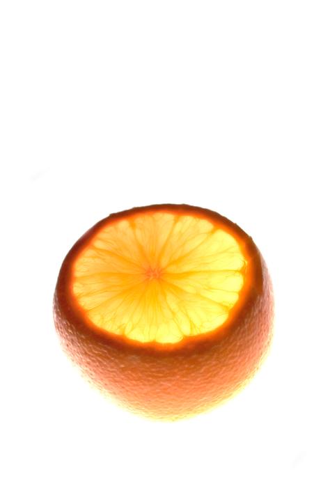 orange-half-lit