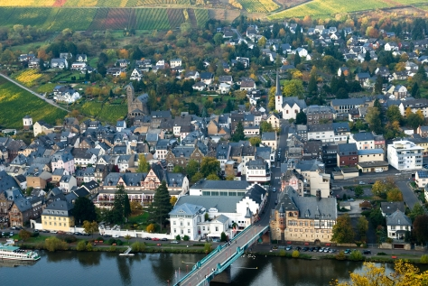 Traben-Trarbach-Mosel-Germany