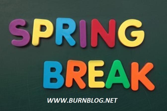 _spring break