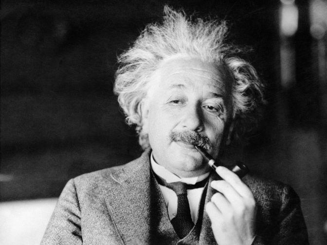 Albert Einstein 1879 – 1955
